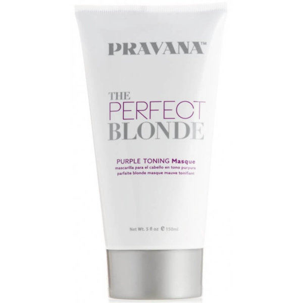 THE PERFECT BLONDE Purple Toning Masque 1