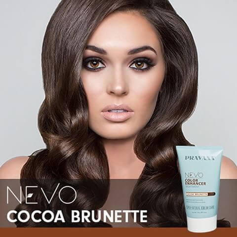 Tratament Nuantator NEVO COLOR ENHANCER COCOA BRUNETTE 2