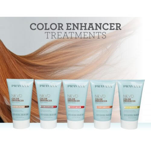 Tratament Nuantator NEVO COLOR ENHANCER Kit 5 Nuante 3