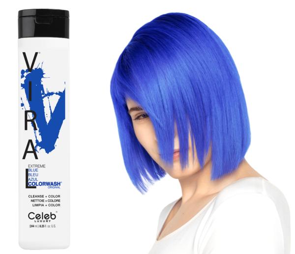Vivid Blue SAMPON 1