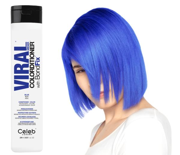 Vivid Blue BALSAM cu BondFix 1