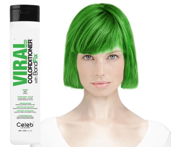 Vivid Green BALSAM cu BondFix 1