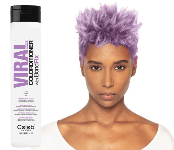 Pastel Lilac BALSAM cu BondFix 1
