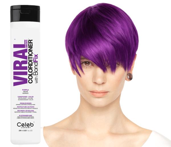 Vivid Purple BALSAM cu BondFix 1