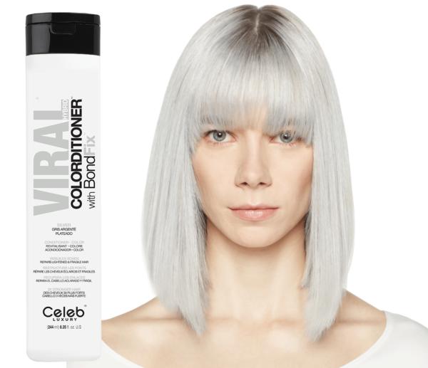 Pastel Silver BALSAM cu BondFix 1