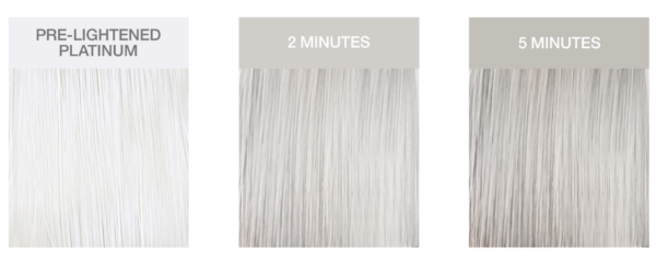 Pastel Silver BALSAM cu BondFix 3